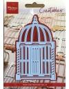 """Marianne Design Creatables Troquel Jaula de pájaros Morocco, 4.5""""X2.75"""""""