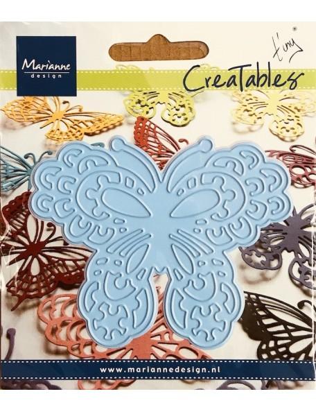 "Marianne Design Creatables Troquel Mariposa No. 1, 2 3/4""x3"" DESCATALOGADO"