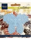"""Marianne Design Creatables Troquel Mariposa No. 1, 2 3/4""""x3"""""""