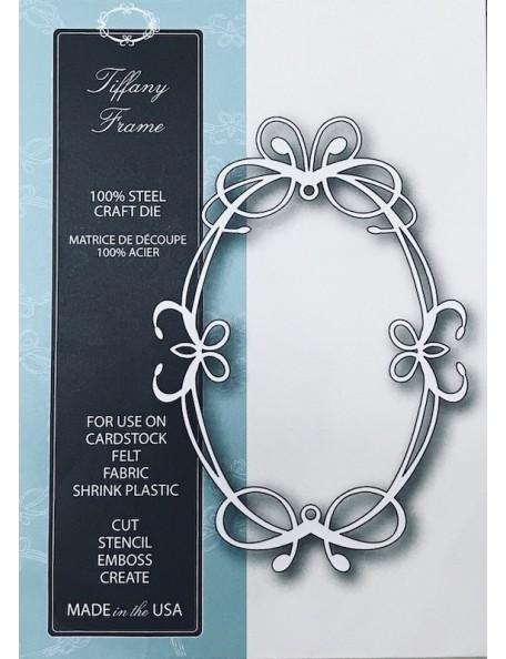 Memory Box troquel marco Tiffany