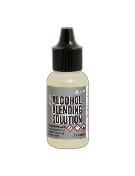Tim Holtz Alcohol Ink Blending Solution .5oz