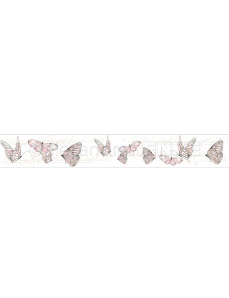 alexandra renke washitape Rosa Butterfly 40mm x 10m