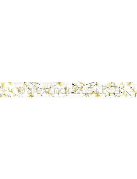 alexandra renke washi tape birch leaves 30mm x 10m