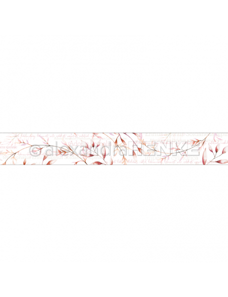 alexandra renke Washi Tape Floral red