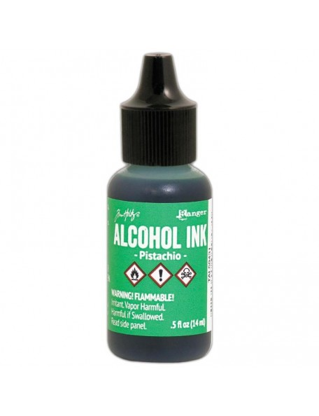 Tim Holtz Alcohol Ink .5oz, Pistachio