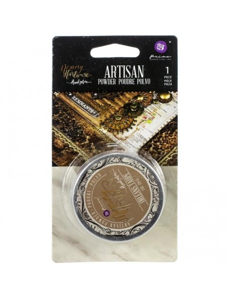 Prima Marketing Memory Hardware Artisan Powder1oz, Orleans Taupe