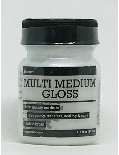 Ranger - Multi Medium Gloss 1oz