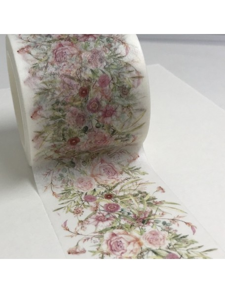 alexandra renke rosy tendril washi tape