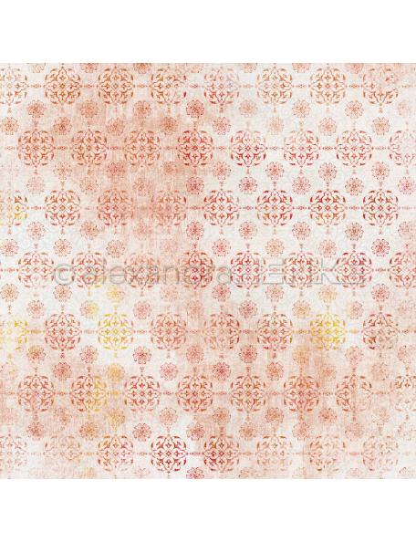 Alexandra Renke, oriental color salmon/Summerfeeling orientalisch lachsfarben