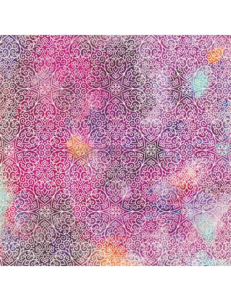 alexandra renke cardstock de una cara 30,5x30,5cm, estrellas en el espacio/Summerfeeling orientalisch Sterne space