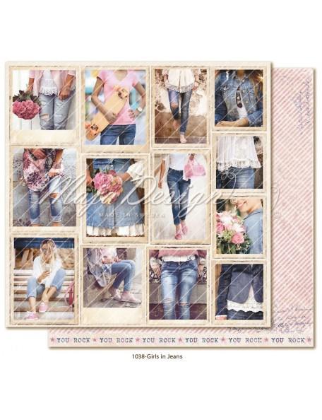 Maja Design Denim & Girls, Girls In Jeans