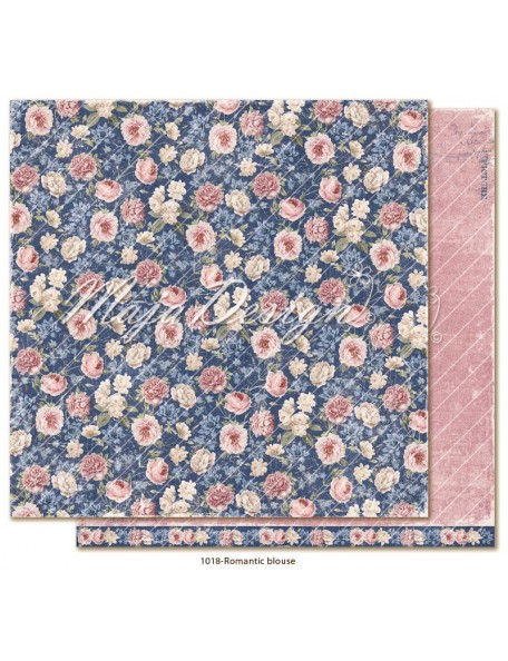 Maja Design Denim & Girls, Romantic Blouse