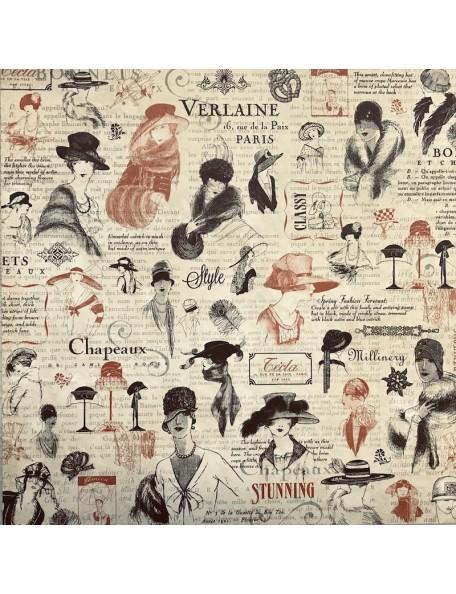 Graphic 45 Couture, Accessorize