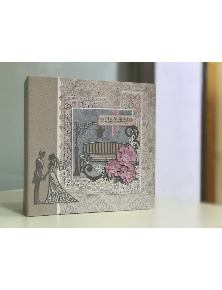 Album Boda (Kit) Taller Online Lluna Nova