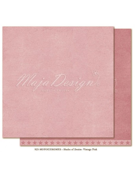 Maja Design Shades of Denim, Monochromes Vintage Pink