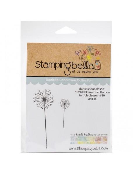 Stamping Bella Danielle Donaldson Sello/Stamps, Tumbleblossom No.10