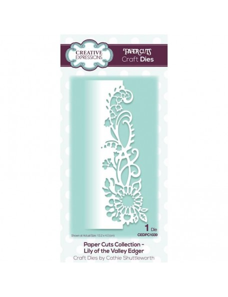 Creative Expressions Paper Cuts Edger Craft Dies