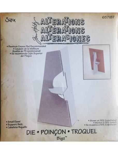"Sizzix Bigz Troquel/Die By Tim Holtz 5.5""X6"", Pequeño Caballete/Small Easel"