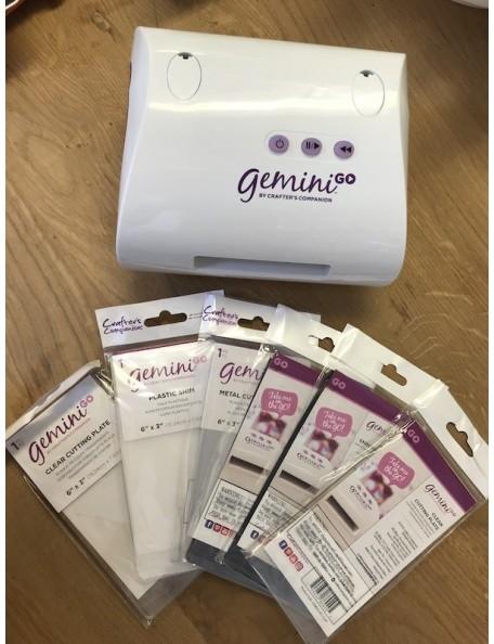 Gemini Go Machine