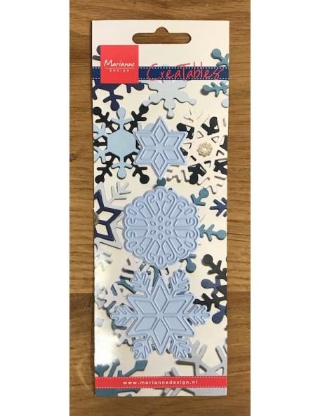 Marianne Design Creatables Troquel Copos de Nieve