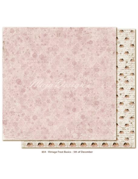 Maja Design Vintage Frost Basics, 5th of Dec