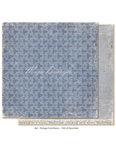 Maja Design Vintage Frost Basics, 13th of Dec