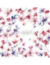 Alexandra Renke Cardstock una cara 30,5x30,5 cm, X-Mas floral Wicken international