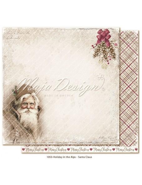 Maja Design Holiday in the Alps, Santa Claus