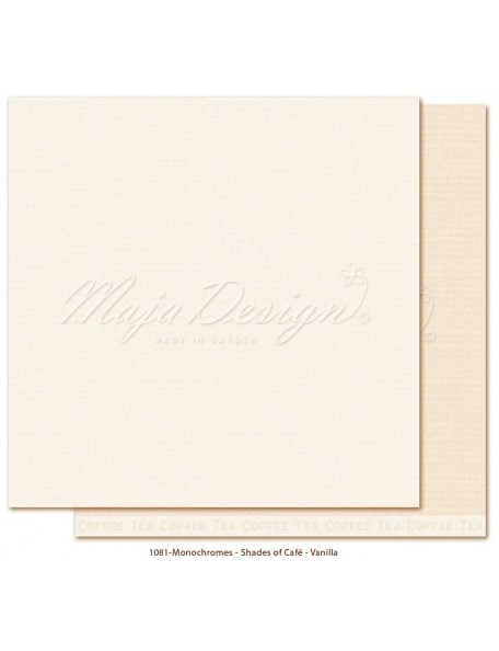 Maja Design Monochromes Shades of Café, Vanilla