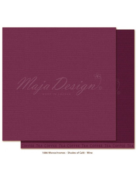 Maja Design Monochromes Shades of Café, Wine