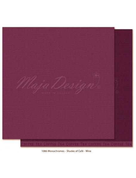 Maja Design Monochromes Shades of Café, Wine
