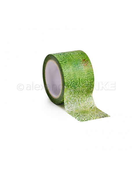 Alexandra Renke Washitape Oriental Stars Green, 30mm x 10m