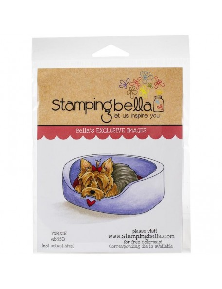 Stamping Bella Sello, Yorkie