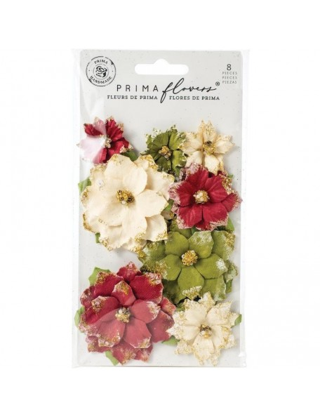 Prima Marketing Mulberry Flores de Papel