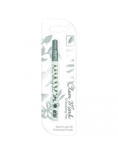 Nuvo Clear Rotulador de Embossing