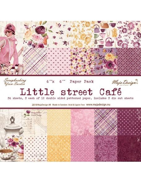 "Maja Design Little street café Pack Stack 6""X6"""