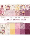 "Maja Design Little street café Pack Stack 6""X6"""