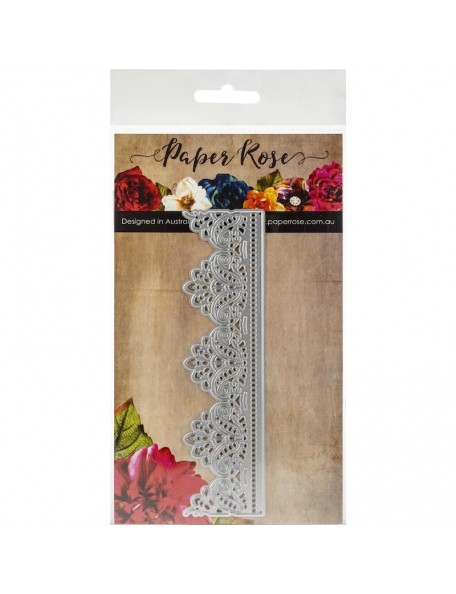 Paper Rose Troquel Madison Lace Edge