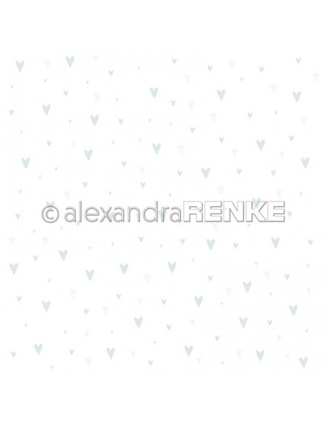 Alexandra Renke, Baby blau Herzen