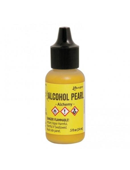 Tim Holtz Alcohol Pearls .05oz, Alchemy