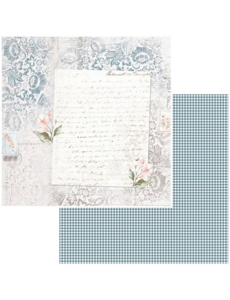 "49 and Market Bold & Beautiful Cardstock de doble cara12""X12"", Dear John"