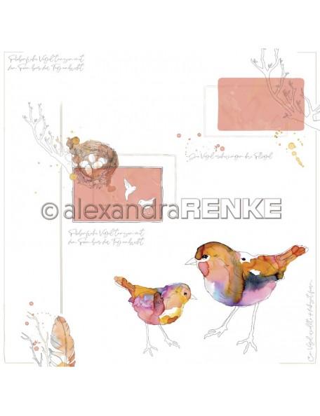 Alexandra Renke Paradies Vogelpaar