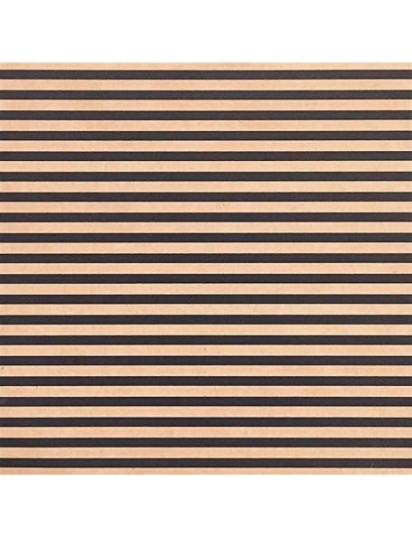 """Pinstripe Paper - """"Mix & Match"""", Kaisercraft"""