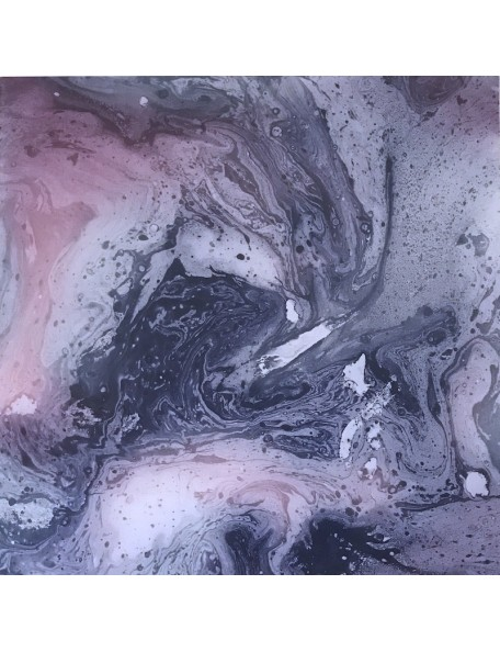 "Marbled Paper - ""Misty Mountain"", Kaisercraft"