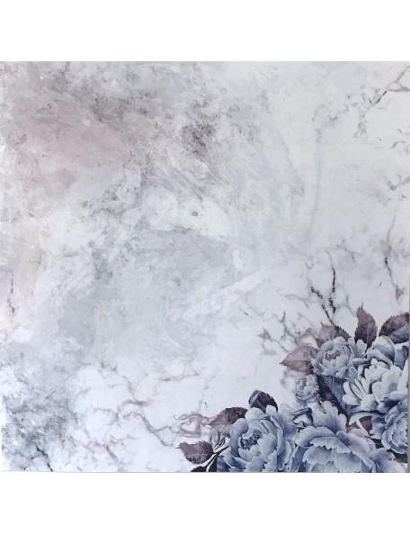 """Papel Divine - """"Misty Mountain"""", Kaisercraft"""