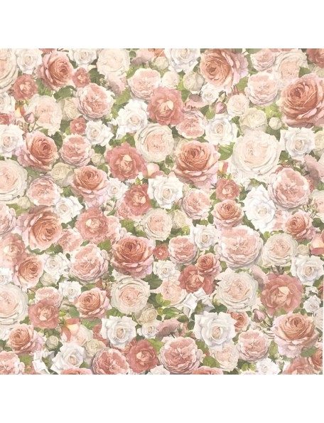 "Papel Garden - ""Cottage Rose"", Kaisercraft"