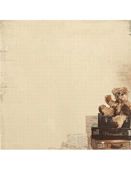 """Papel Bear Hug - """"Teddy Bear's Picnic"""", Kaisercraft"""