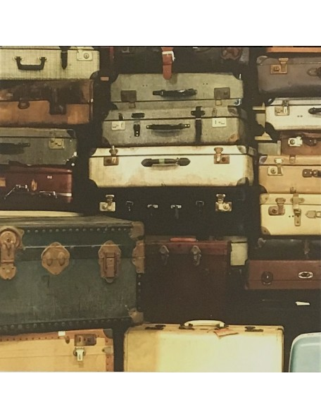 "Papel Suitcase - ""Teddy Bear's Picnic"", Kaisercraft"