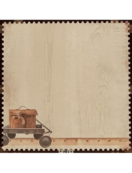 "Papel Beary Special - ""Teddy Bear's Picnic"", Kaisercraft"
