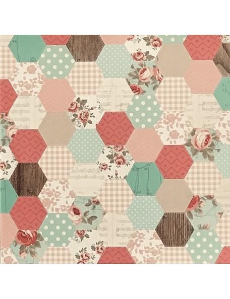 """Sewing Paper - """"Miss Betty"""", Kaisercraft"""